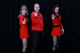 Red Shirts @ Dragon Con 2012 - Picture by Bill Watters
