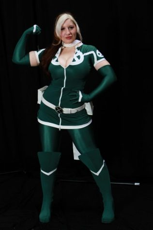 Rogue @ Dragon Con 2012 - Picture by Bill Watters
