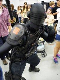 Snake Eyes at Montreal Comic Con 2012