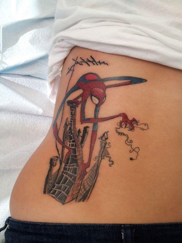 spider-man-tattoo