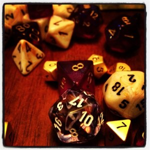 Let it Roll: Five Ways to Let Loose and Have Fun Playing Tabletop RPGs