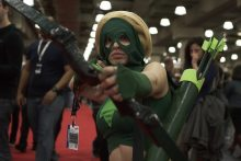 Artemis @ New York Comic Con 2012 (NYCC)