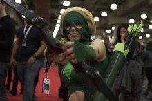 Artemis @ New York Comic Con 2012 (NYCC)