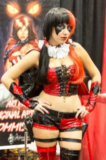 Harley Quinn @ Las Vegas Comic Expo 2012 – Picture by Eric Beymer