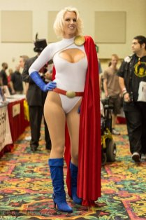 Power Girl #2 @ Las Vegas Comic Expo 2012 – Picture by Eric Beymer