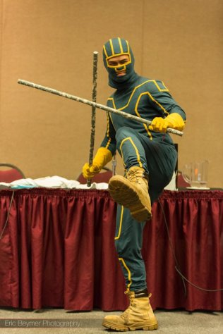 Kick Ass @ Las Vegas Comic Expo 2012 – Picture by Eric Beymer