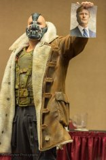Bane @ Las Vegas Comic Expo 2012 – Picture by Eric Beymer