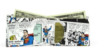 Superman B&W Comic