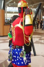 Deadpool - New York Comic Con 2012 - Picture by Aggressive Comix