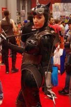 Catwoman - New York Comic Con 2012 - Picture by Aggressive Comix