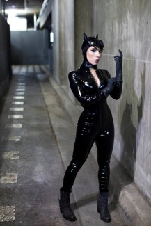 Catwoman - New York Comic Con 2012 - Picture by Anna Fischer