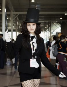 Zatana @ New York Comic Con 2012 (NYCC)