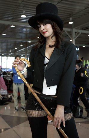 Zatana #2 @ New York Comic Con 2012 (NYCC)