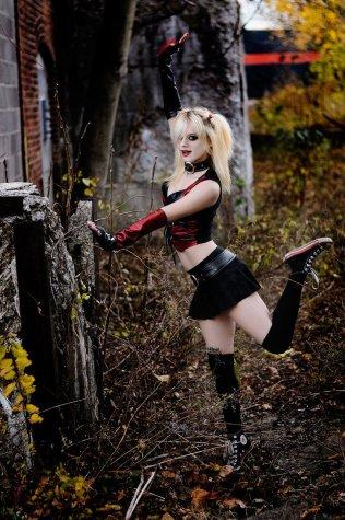 Alexa Karii Harley Quinn 2