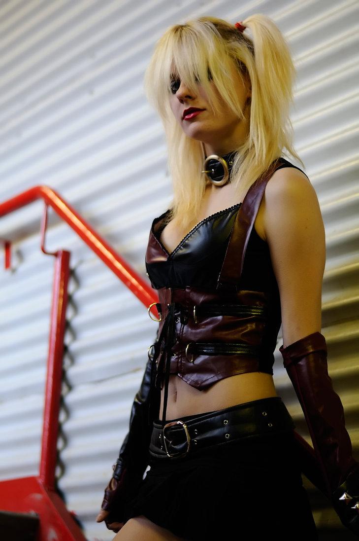 Alexa Karii Harley Quinn 5