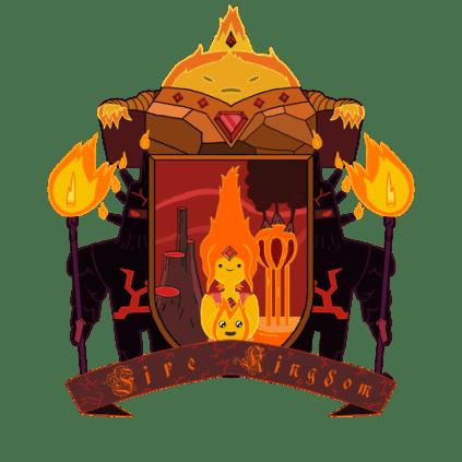 Fire-Kingdom-Heraldic-Shield-346755483