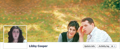 Libby Cooper Mean Girls