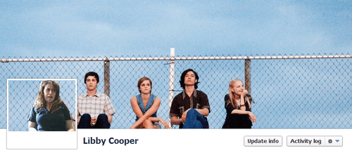 Libby Cooper Perks of Being a Wallflower