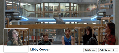 Libby Cooper The Breakfast Club