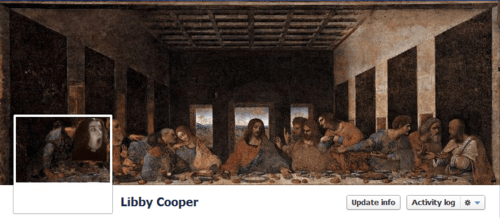 Libby Cooper The Last Supper