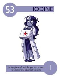53 Iodine