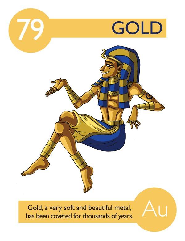 79 Gold