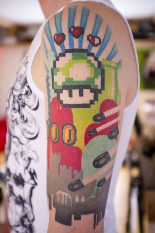 Nintendo-Sleeve