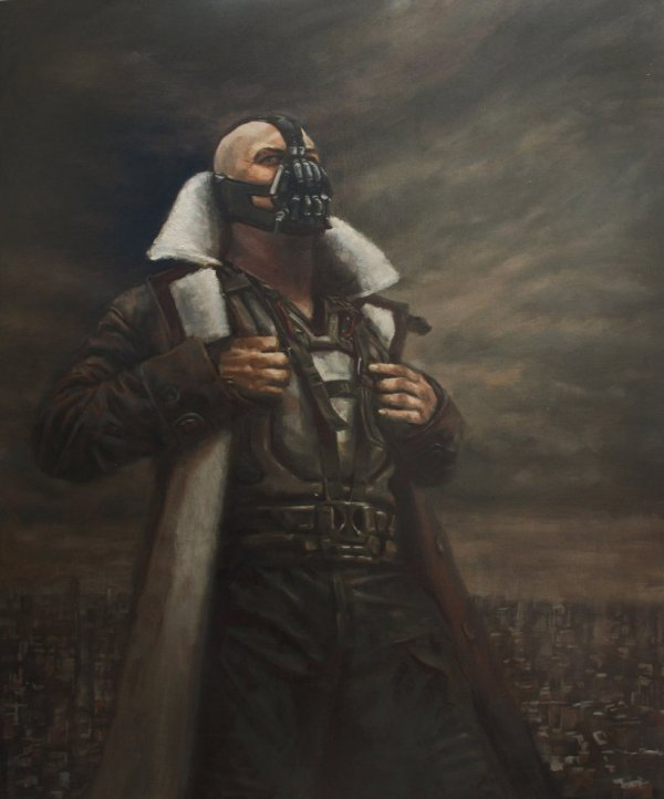 The Reckoning - Bane