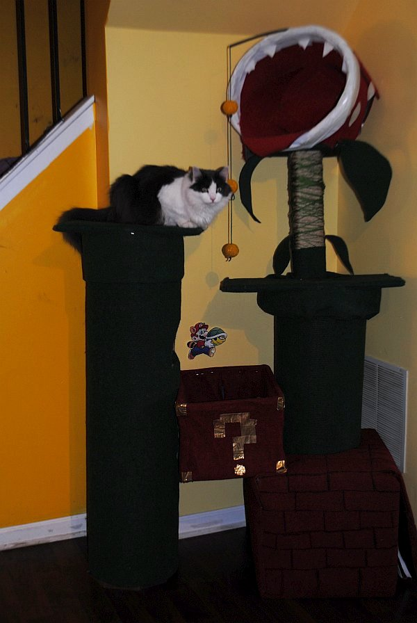 mario-cat-tree