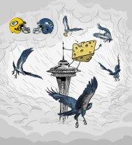 packers seahawks