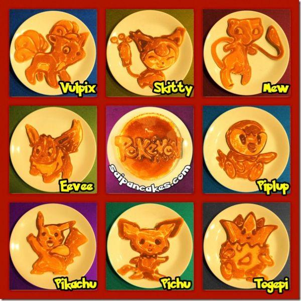 poke-pancakes