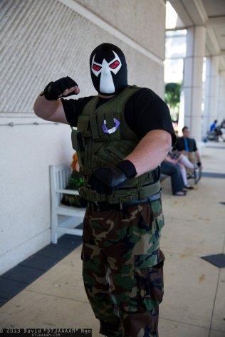 Bane - MegaCon 2013 - Picture by David Ngo