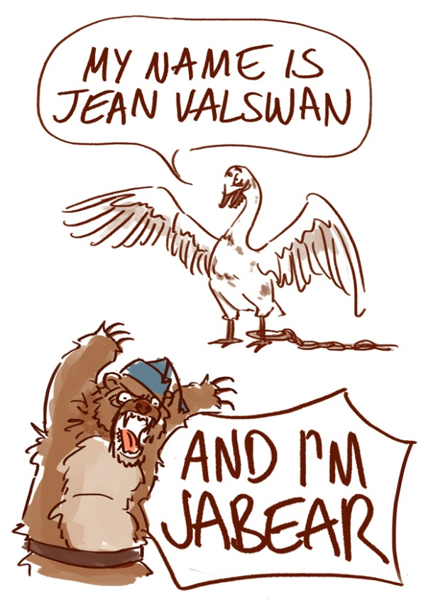 valswan and jabear