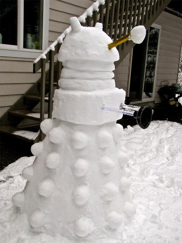 dalek-snow