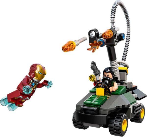 Iron Man vs. The Mandarin: Ultimate Showdown ($12.99)