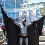 Batman - Picture by Pat Loika - WonderCon 2013