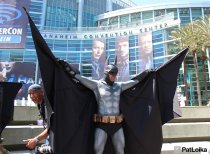 Batman - Picture by Pat Loika - WonderCon 2013