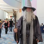 Gandalf - Picture by Pat Loika - WonderCon 2013