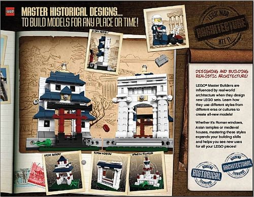 LEGO-Master-Builder-Academy-Level-4-Historical-Designs