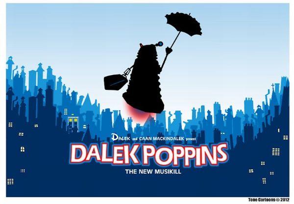 dalek poppins
