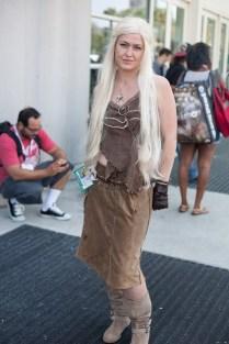 Daenerys Targaryen - San Diego Comic-Con (SDCC) 2013 (Day 1)