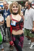 Harley Quinn - San Diego Comic-Con (SDCC) 2013 (Day 1)