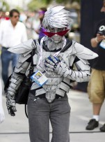 Brobot (Homestuck) at San Diego Comic-Con (SDCC) 2013 - Photography: San Diego Shooter