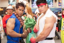 Street Fighters - San Diego Comic-Con (SDCC) 2013 (Day 3)