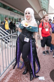 Ursula - San Diego Comic-Con (SDCC) 2013 (Day 4)