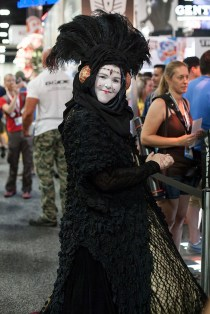 Queen Amidala - San Diego Comic-Con (SDCC) 2013 (Day 1)