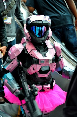 Halo Kitty – San Diego Comic-Con 2013 – Photography: Christopher Frier Brown