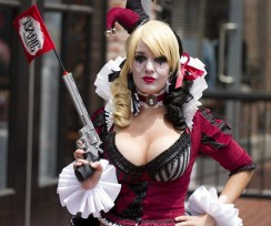 Harley Quinn - San Diego Comic Con (SDCC) 2013 - Photography: San Diego Shooter