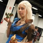 Khaleesi (Boston Comic Con 2013) - Picture by pullip-junk