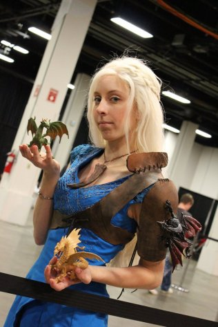 Khaleesi (Boston Comic Con 2013) - Picture by pullip-junk